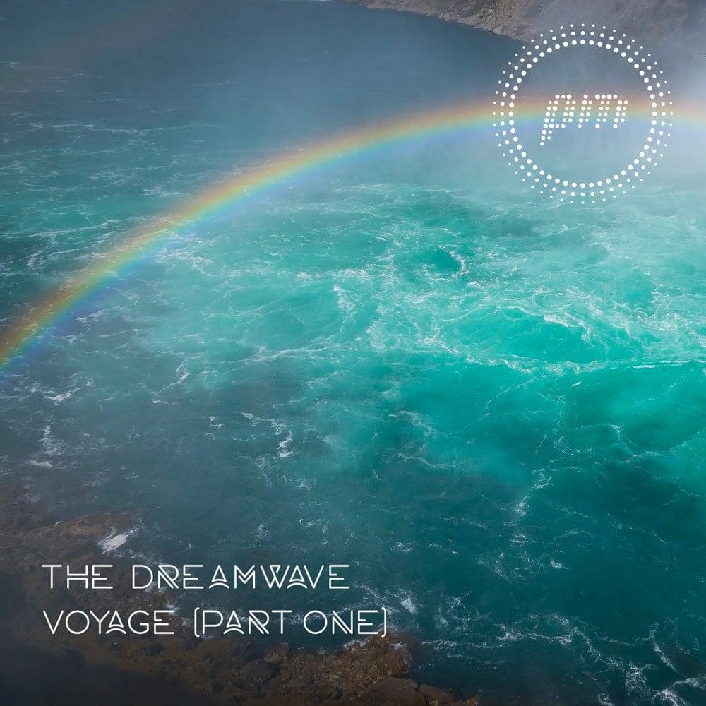 Pattermind - The Dreamwave Voyage (Part One) Mix Cover Art