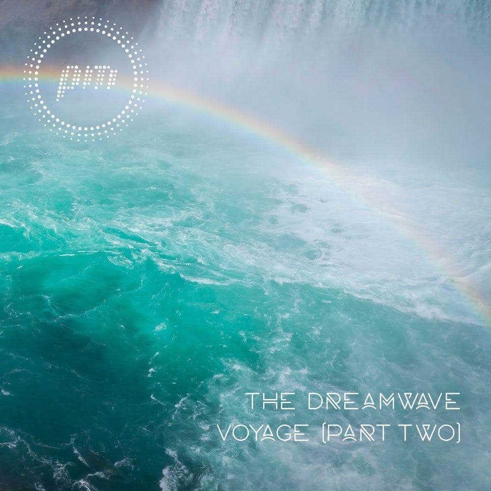 Pattermind - The Dreamwave Voyage (Part Two) Mix Cover Art
